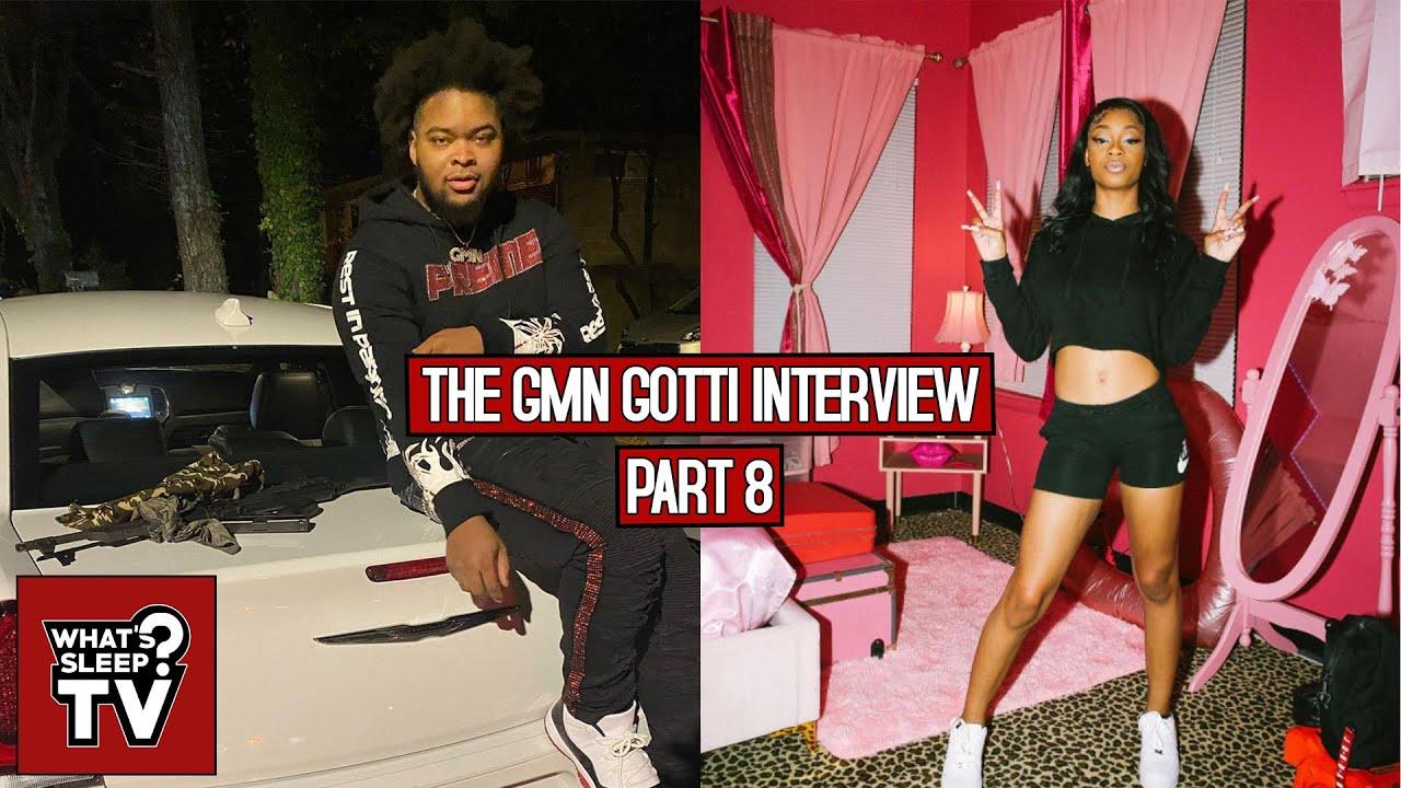 GMN Gotti Talks His Relationship With Big Bratt & His Take On Diss Songs