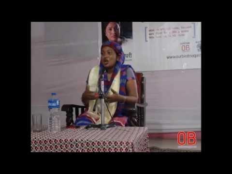 Shanta Chaudhary with Youth [Inspirational Speech]