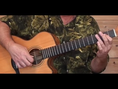 God Only Knows by The Beach Boys - Campfire Version - Totally Guitars Lesson Preview