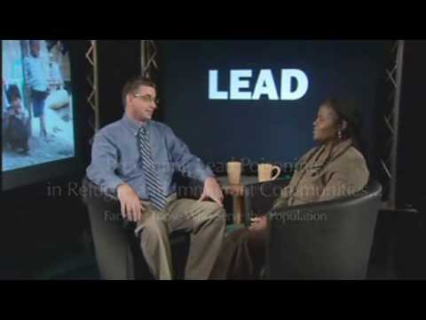 Preventing Lead Poisoning in Refugee and Immigrant Communities