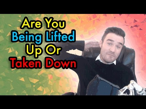 Lifted Up Or Taken Down