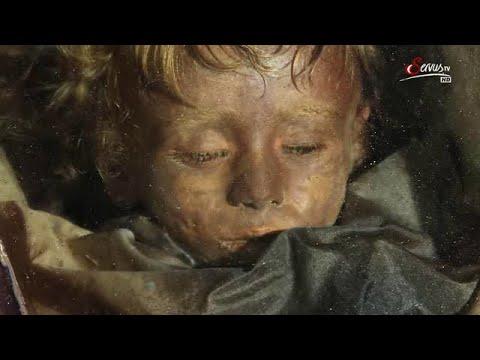 Die Katakomben von Palermo - Das Geheimnis der Mumie Rosalia Palermo