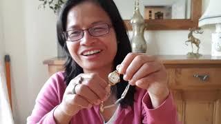 โคตรโชคดีซื้อเข็มกลัดทองที่ตลาดมือสองที่อังกฤษ