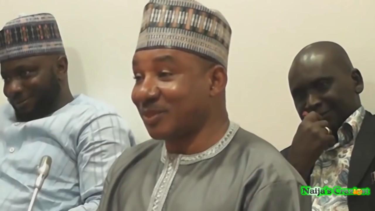 Download Buhari Dull Ambassadorial Nominees Can't Recite The National Pledge -Hilarious
