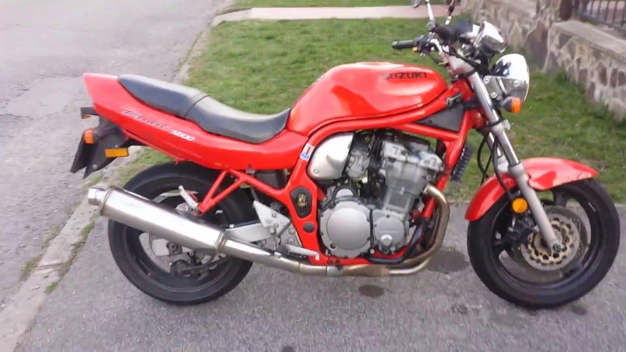 Suzuki Gsf Bandit