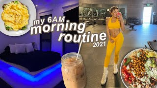 6am PRODUCTIVE spring morning routine 2021 (this will motivate you)