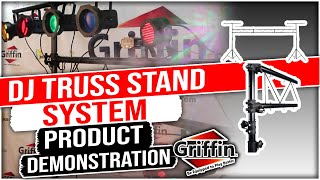 Griffin DJ Truss Stand System Review and Product Demonstration Model AP3101