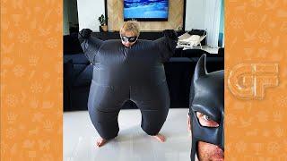 Funny BatDad Instagram Videos 2020 - Try Not To Laugh Watching BatDad Vines