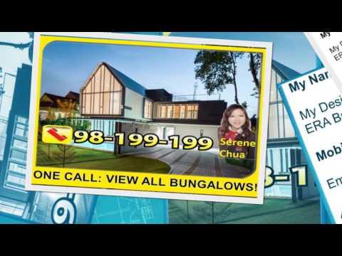 Raffles Park Bungalow For Sales