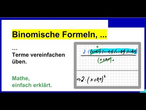 Gleichungen lösen, Logarithmus, Beispiel, mit Potenzgesetz umschreiben   Mathe by Daniel Jung from YouTube · Duration:  4 minutes 13 seconds