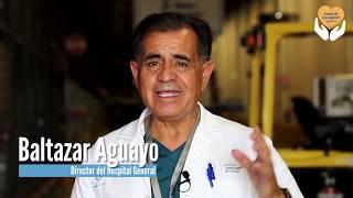 Donamos más de 12 mil batas quirúrgicas para el personal médico en la primera linea de batalla