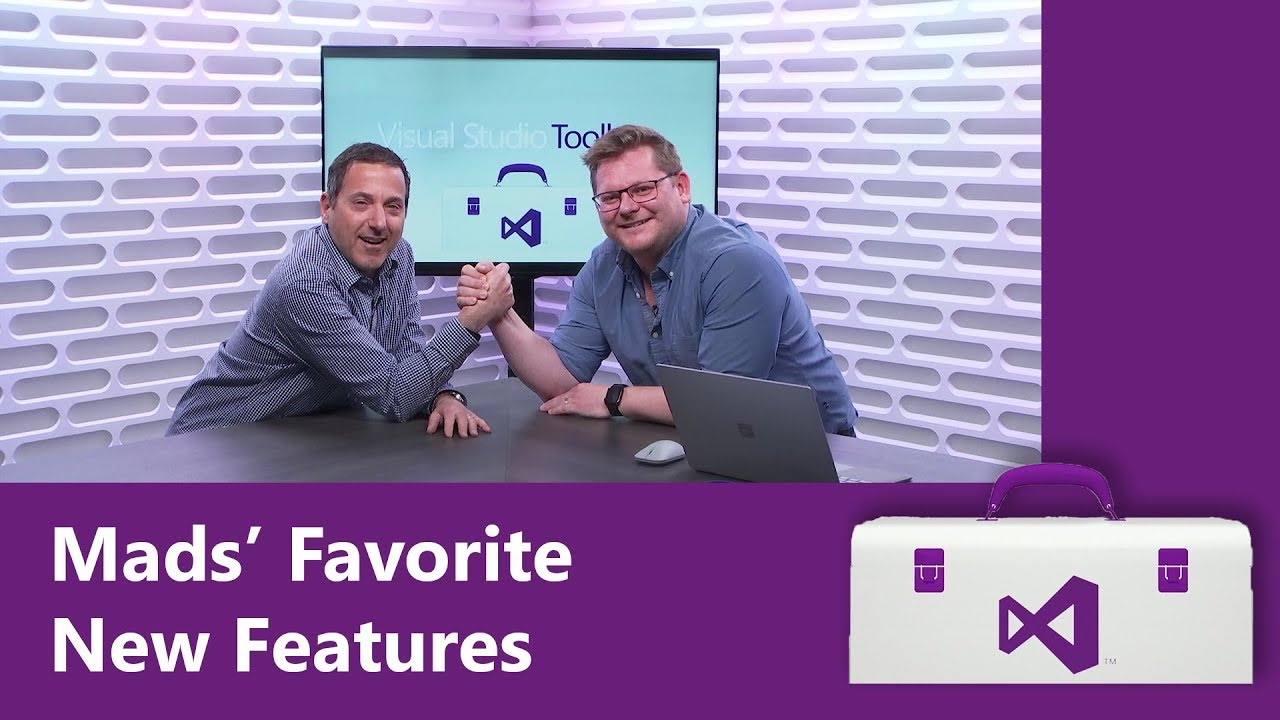 New Little Features in Visual Studio 2019