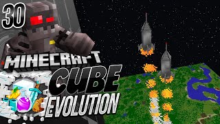 Minecraft Cube Evolution Episode 30: Space Orbit