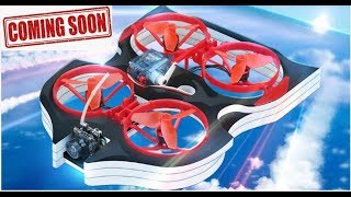NEW Eachine Vwhoop90 Brushless Tiny Whoop Tiny Whoover 2-in-1