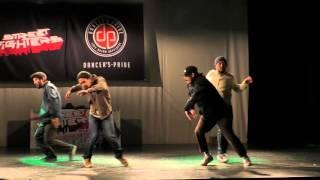 VIBEPAK JUNYA masato KYO BOO STREET FIGHTERS 2016 JAPAN