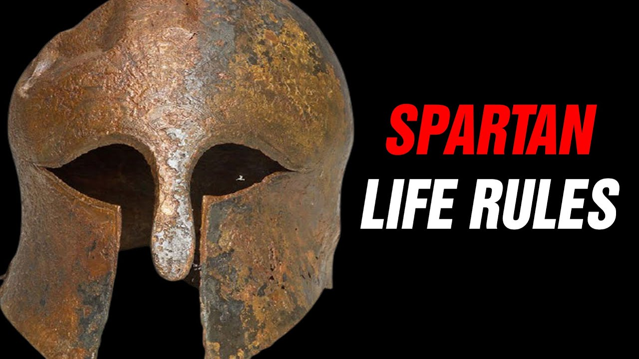 Download 15 Spartan Life Rules (How To Be Mentally Strong)