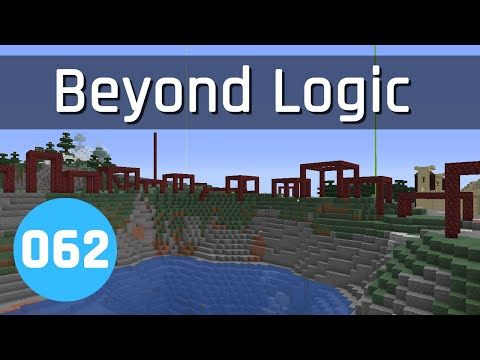 Beyond Logic #62: City Planning | Minecraft 1.13