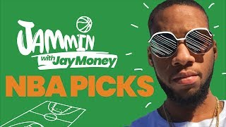 Trail Blazers vs. Pacers + Lakers vs. Warriors NBA Picks & Betting Previews | Jammin with Jay Money