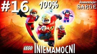 Zagrajmy w LEGO Iniemamocni (100%) odc. 16 - Bohaterscy bohaterowie 100%
