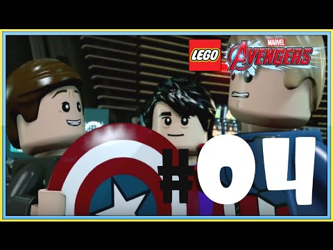 Lego Marvel's Avengers - Shakespeare in the Park (Episode 04) Co-Op 2-Players