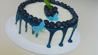 blueberry bundt cake