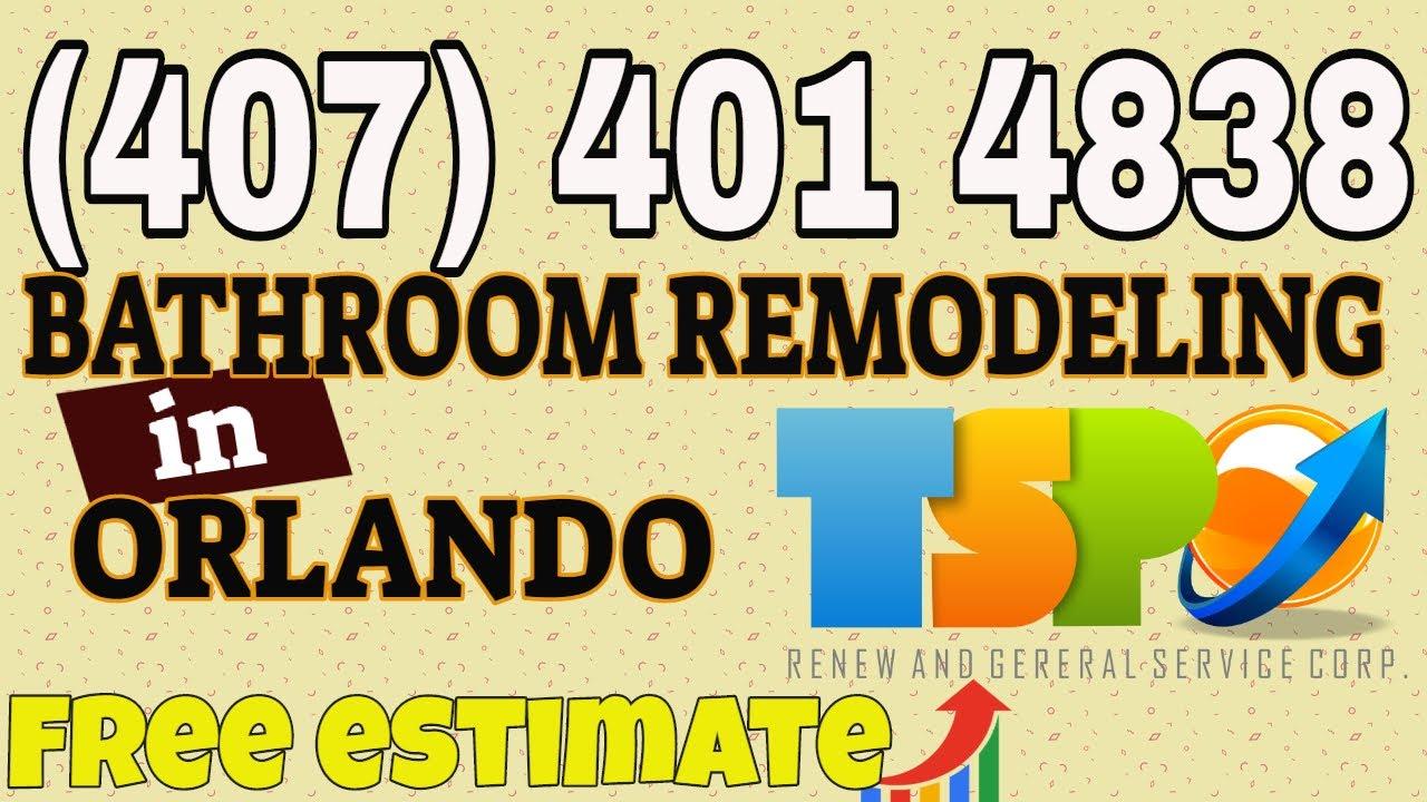 Bathroom Remodeling Orlando FL - Find Here Bathroom ...