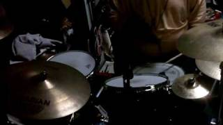 Kirk Franklin - Declaration (This is It!) (Drum Cover)