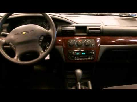 2002 Chrysler Sebring LXi in Decatur, IL 62526 - YouTube