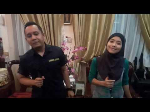 MALAM CEMERLANG - nyanyian Azizul Hakim & Nurhamimah Bohan