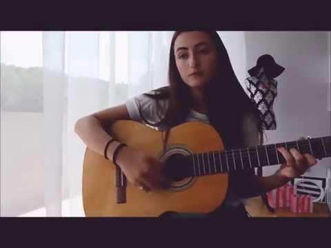 Dirty paws - Of monsters and men cover by Andrea