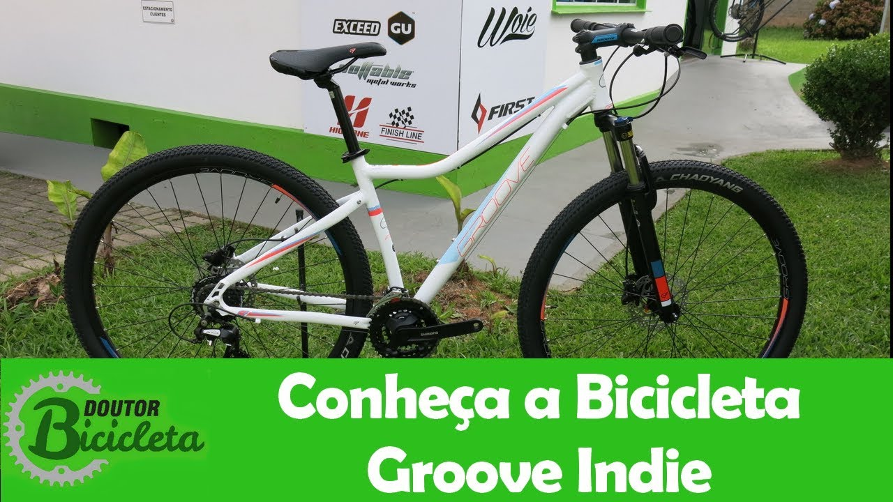 027f35b42 Unboxing - Conheça a Groove Indie 2018. Doutor Bicicleta
