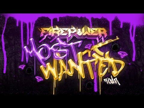 ROCKSTAR PRESENTS FIREPOWER MOST WANTED TOUR