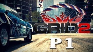 GRID2 Freestyle Extreme Overtake NO Flashback 1080p [Very hard] [PC] P1