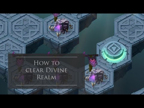 AFK ARENA - THE DIVINE REALM | Peaks of Time Quick Guide ...