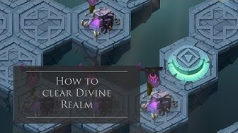 AFK Arena   How to clear Divine Realm - Peaks of Time
