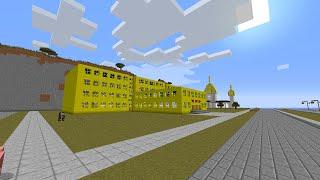 Русский город в Minecraft - 56 - Школа #4(Подпишись и поставь лайк :) Группа - https://vk.com/1skeletor1 Я тут - https://vk.com/skeletor98 ..., 2015-08-03T21:10:45.000Z)
