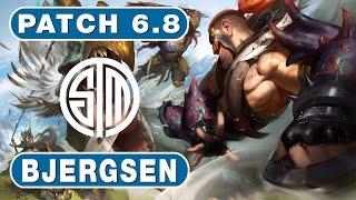 74. TSM Bjergsen - Draven vs Brand - Mid - April 24th, 2016 - Season 6 - Patch 6.8