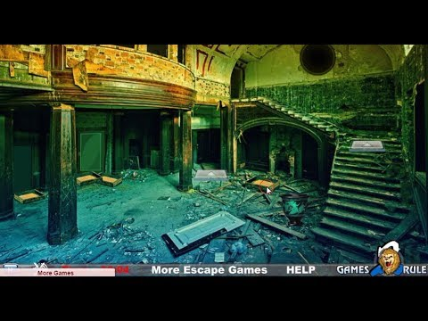 Abandoned Old House Escape walkthrough Games2Rule.