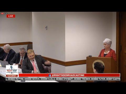 ? LIVE: Georgia State Senate Holds Meeting on 2020 Election Fraud 12/30/20