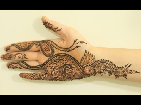 Mehndi Diya Design : Innovative diya mehndi designs for hands diwali special easy yet
