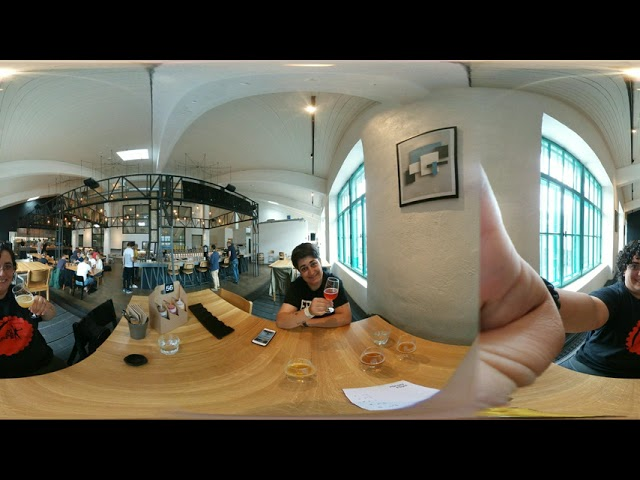 Milyunacervezas de recorrido cerveturistico por TALLIN en 360°
