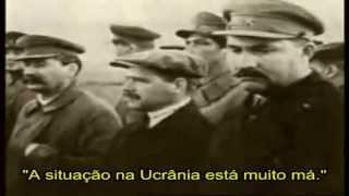 O Extermínio dos Ucranianos pelos comunistas