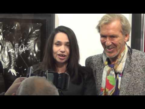 Richard Aujard - Galerie Laurent Strouk (expo 9-29 Janv 2014)