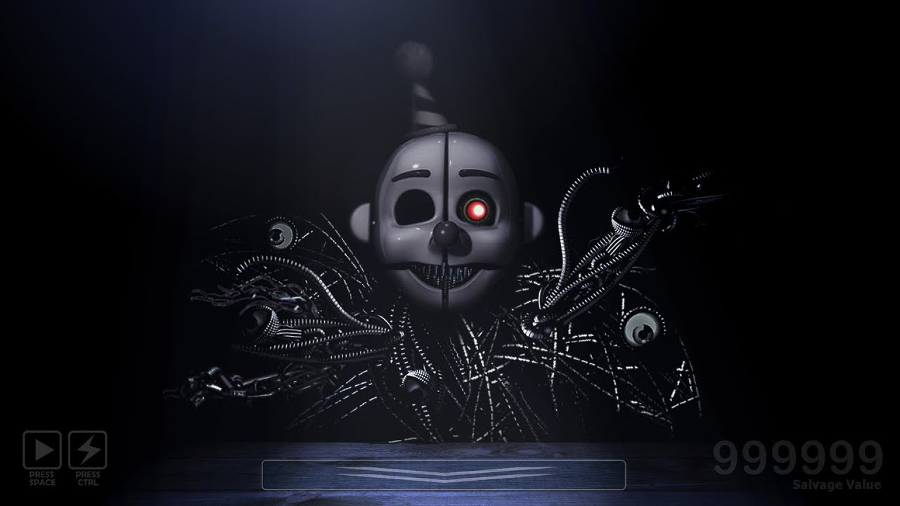 F Naf Freddy And Bonnie