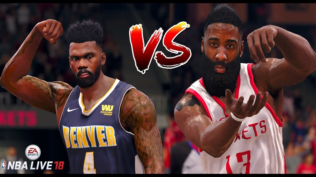 e66984f48a9c NBA LIVE 18 THE ONE CAREER - DEMANDING A TRADE!  MVP MATCHUP JAMES HARDEN  COOKS IT UP!