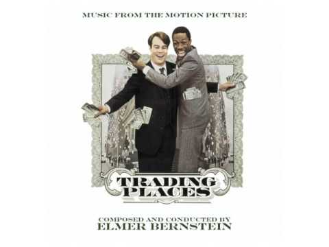 22. Ploy (alternate) - Elmer Bernstein (Trading Places Original  Soundtrack)