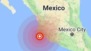 Magnitude 6.0 quake strikes off Jalisco coast of Mexico