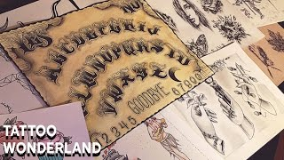 Tattoo Wonderland - Friday the 13th January 2017 Flash Preview