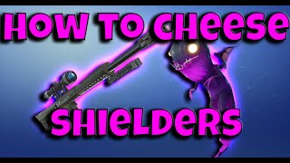 Download Video Fortnite Save the World How to Cheese the Shielder Adds MP3 3GP MP4