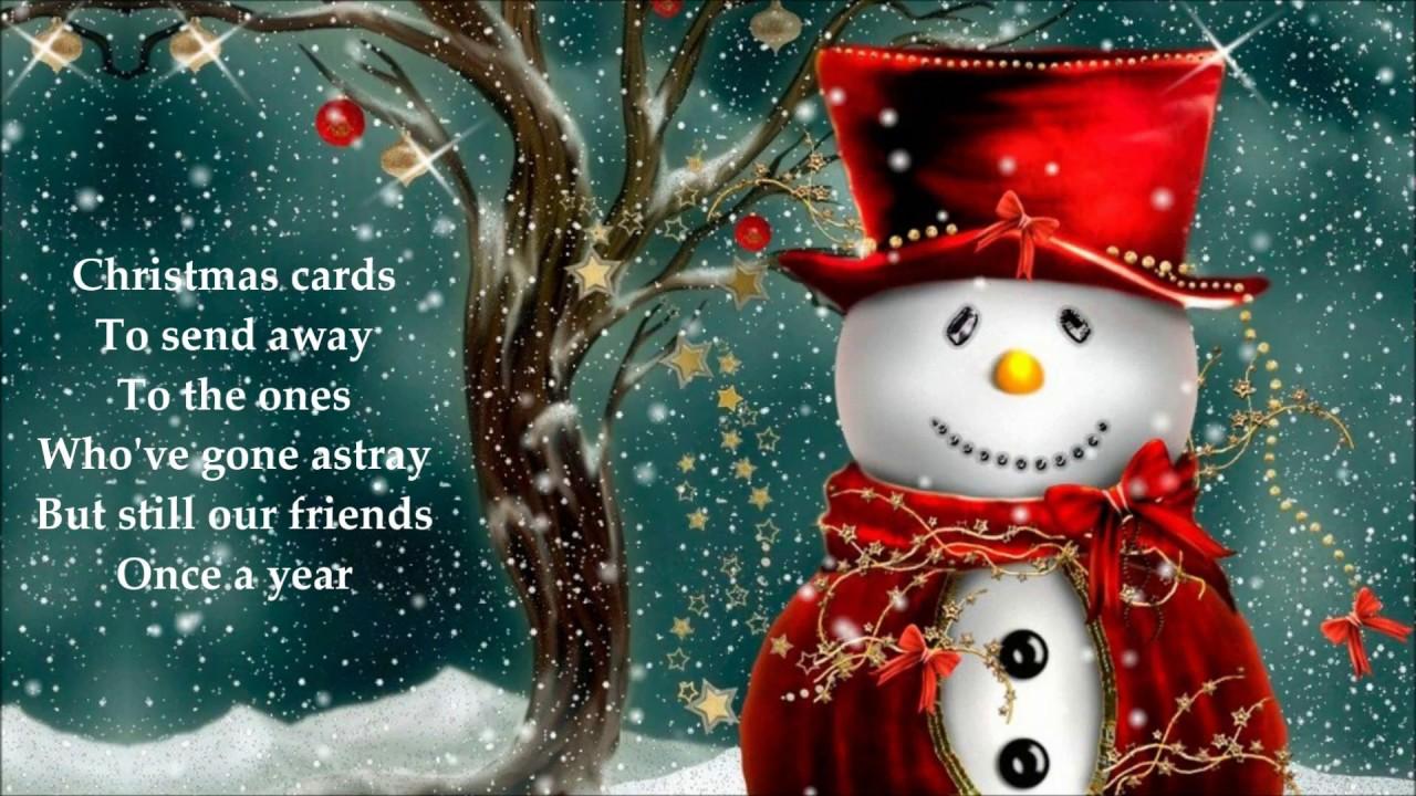 Christmas Time ༺♥༻ Ray Charles - YouTube